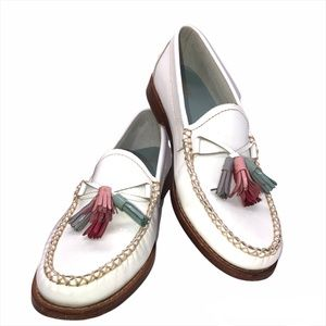 G.H. Bass Willow Tassel WEEJUN Slip On Loafers Shoes Size 8.5